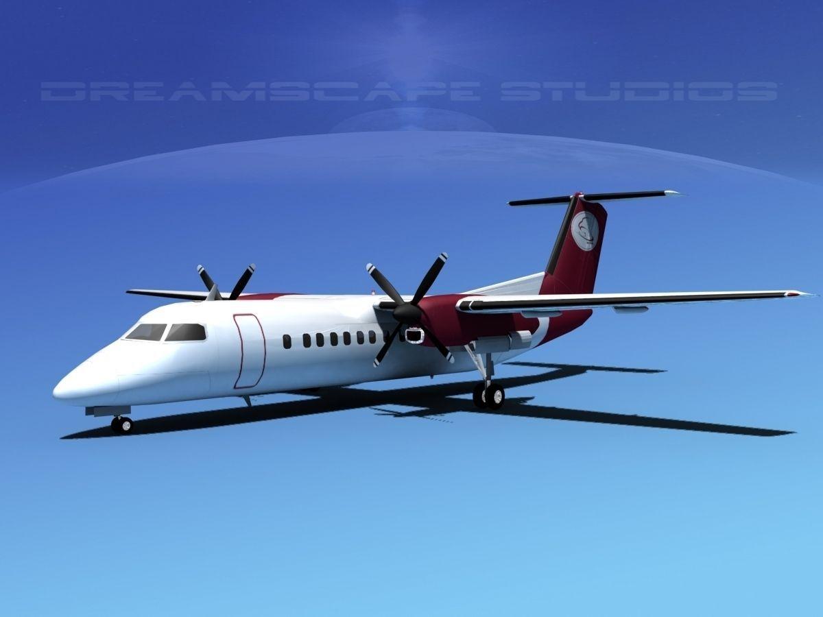 DeHavilland DHC-8-Q300 Petro Air