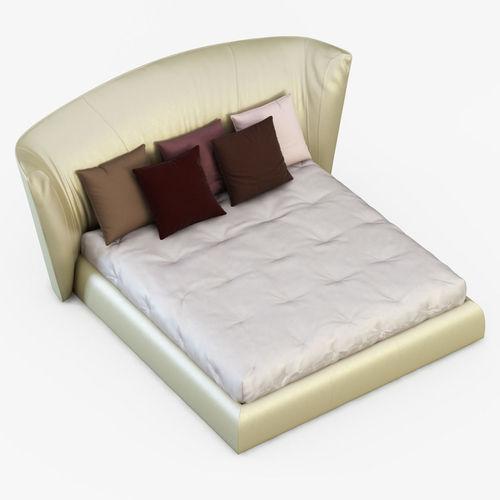 Bed Heron-Longhi3D model