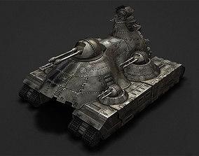 Sci-fi Military Pack Pro 3D model