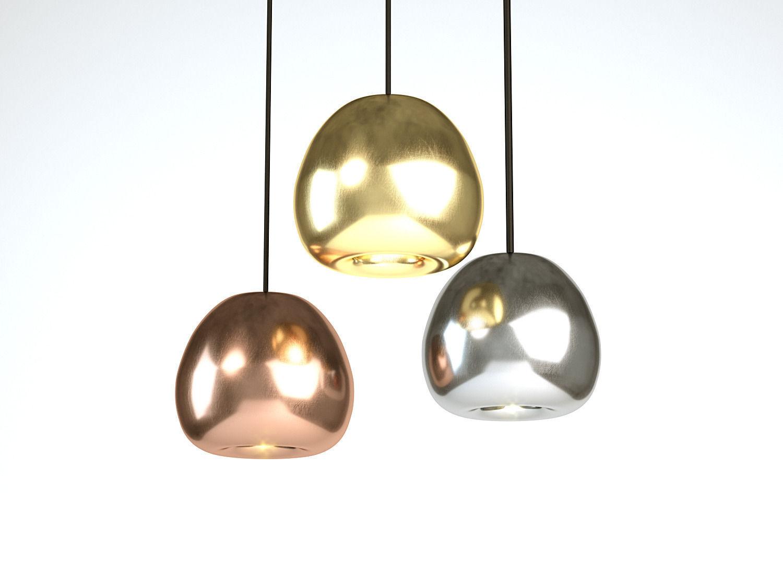 3d tom dixon void mini copper pendant cgtrader tom dixon void mini copper pendant 3d model max obj 3ds fbx mtl 1 aloadofball Choice Image
