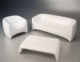 Vondom - Blow 3D model
