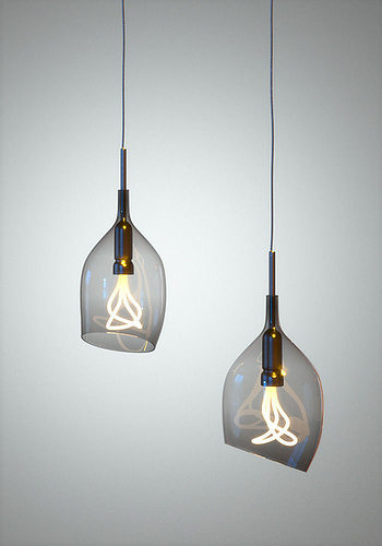 Ceiling Light free 3D model
