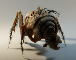 The Insect 3D model