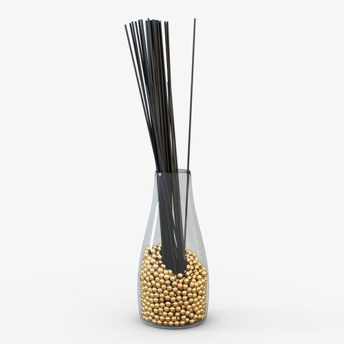 Ornamental vase3D model