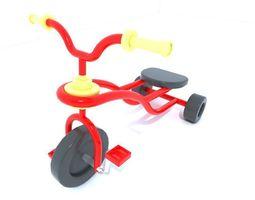 Trike 3D Model