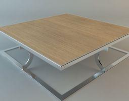 Paul Baxter Table 3D Model