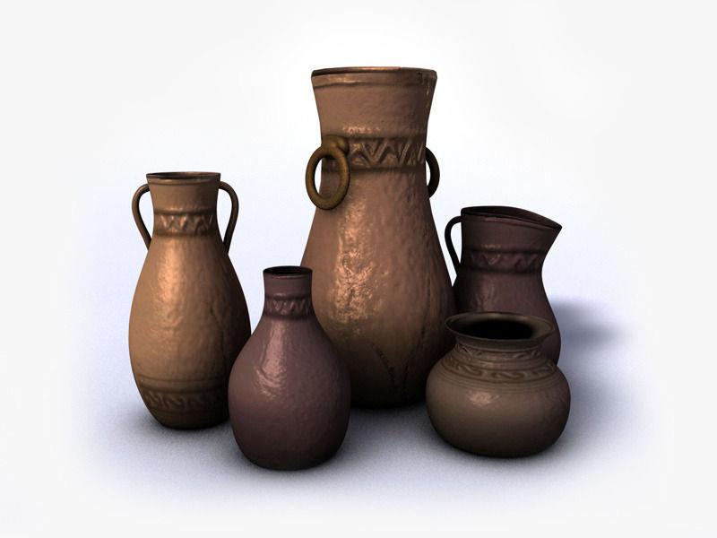 Ancient vases Vol4