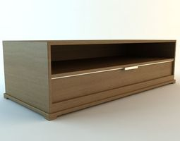 TV Stand 2 3D Model