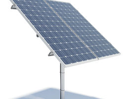 Solar Panels 03 3D Model