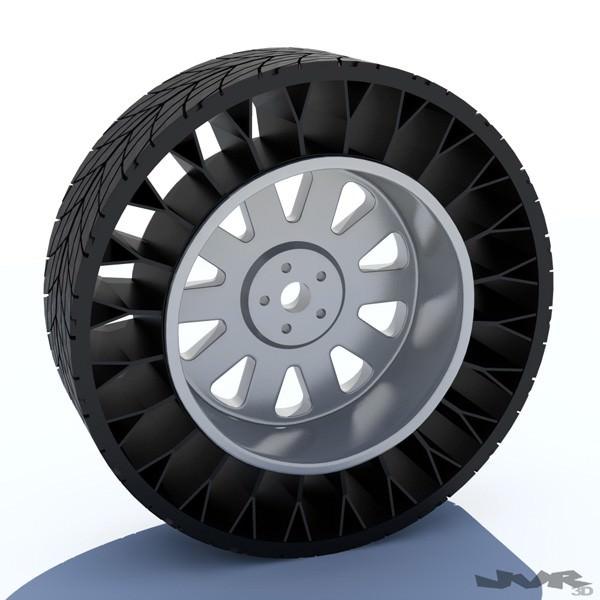 Airless Car Tire Price