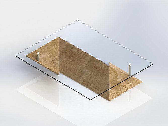 ... origami coffee table 3d model sldprt sldasm slddrw ige igs iges 4 ... - Origami Coffee Table 3D Model SLDPRT SLDASM SLDDRW IGE IGS IGES