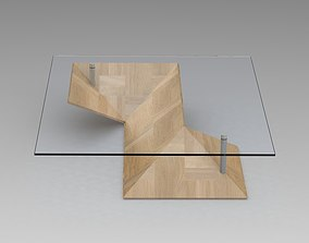 3D model Origami Coffee Table