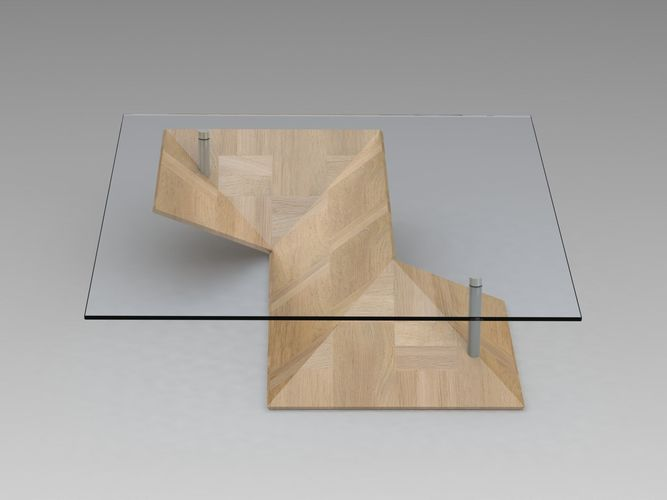 Origami Coffee Table3D model