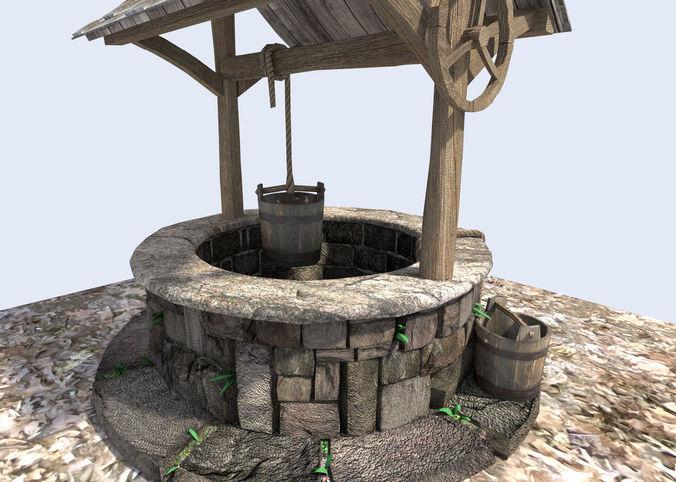 detailed medieval water well 3D Model obj 3ds fbx  : largedetailedmedievalwaterwell3dmodel3dsfbxobjblenddaexbc40eb39 2ffb 496b 8286 1b7c65ba1bac from cgtrader.com size 676 x 482 jpeg 74kB