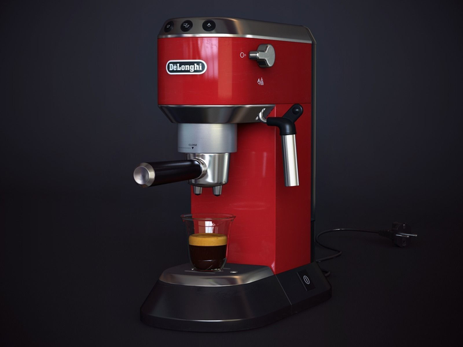 Coffee-machine Delonghi EC 6803D model