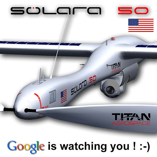 solara 50 aerospace extended 3d model low-poly animated max 1