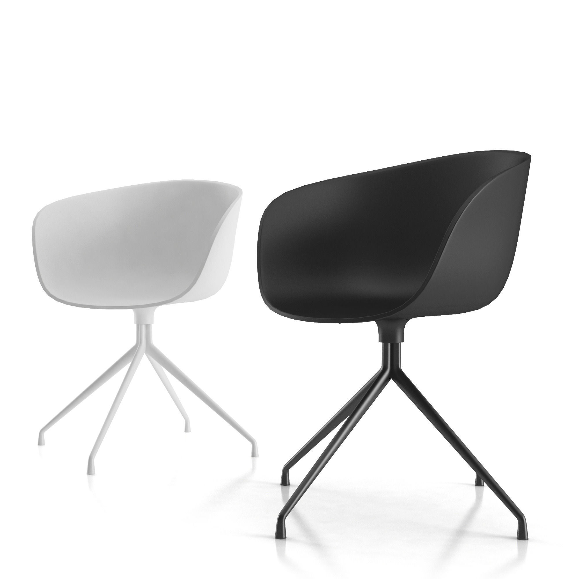 hay chair 3d cgtrader. Black Bedroom Furniture Sets. Home Design Ideas