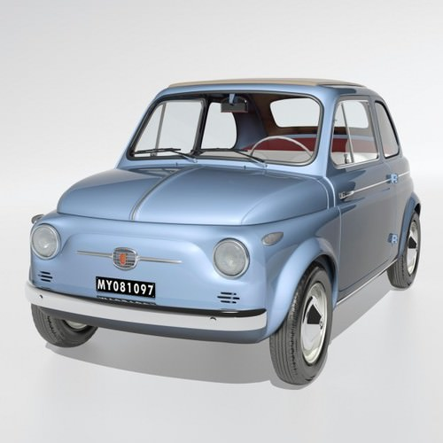 1958 Fiat 500 Related Infomation,specifications
