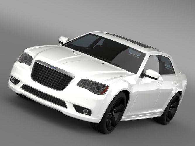Chrysler 300S 20133D model