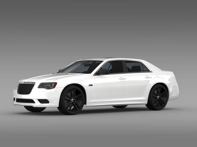Chrysler 300 SRT8 Satin Vapor LX2 20143D model