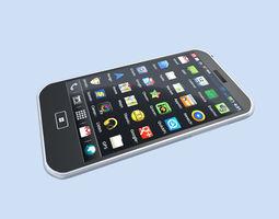 samrtphone 3d