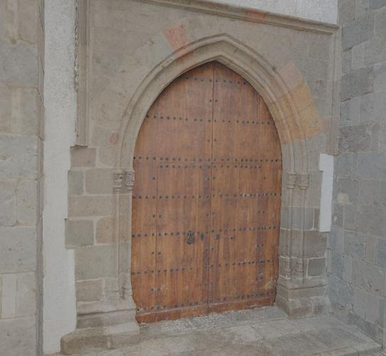 church side door - hd scan 3d model  1