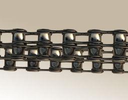 chain cogs 3d model
