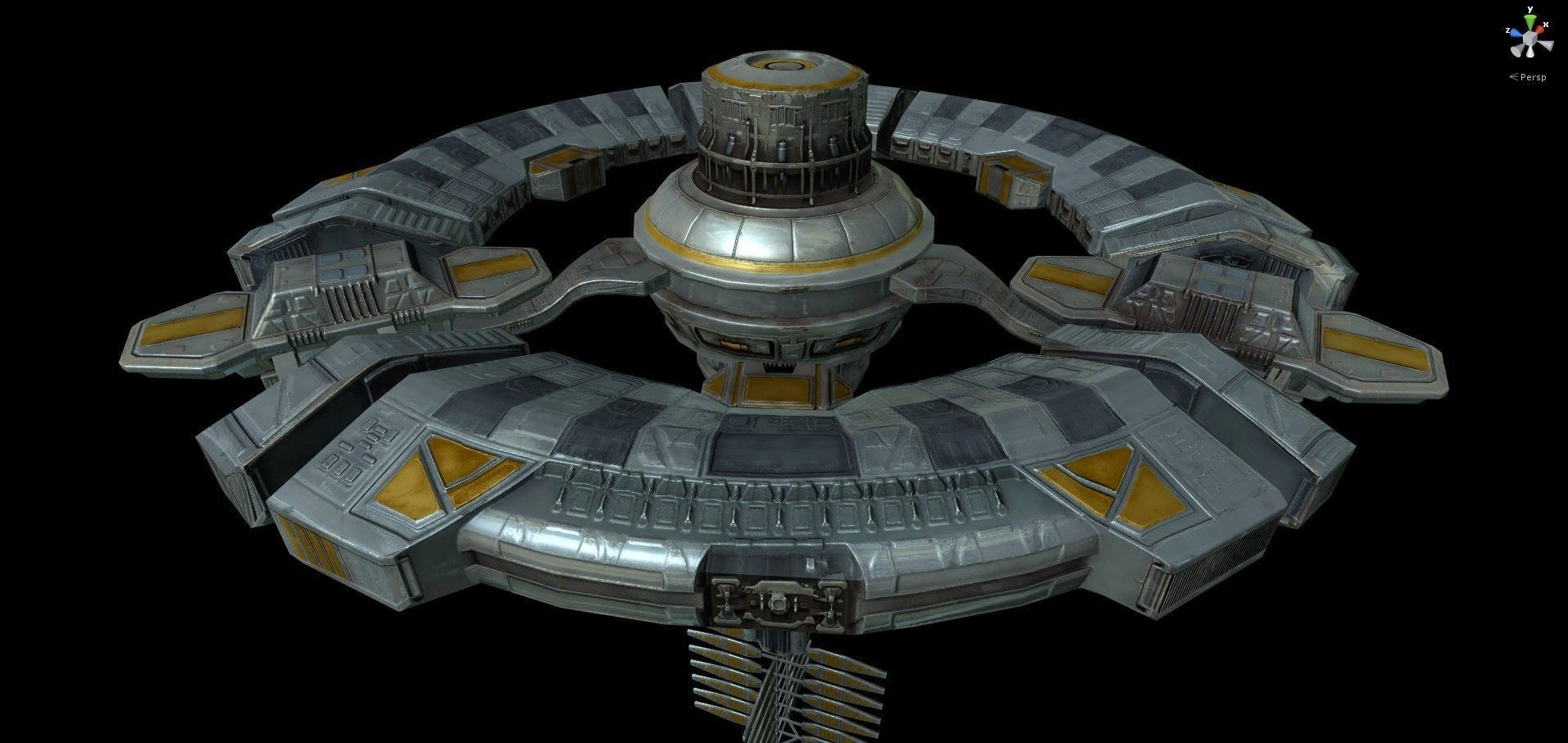 space station 3d models - photo #11
