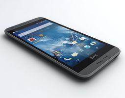 HTC Desire 620 3D Model