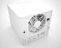 3d boks design mini fileserver
