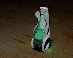 3D Wheel chair auto