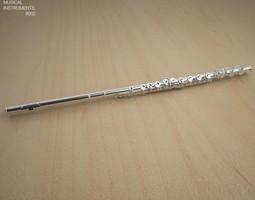3D asset Flute