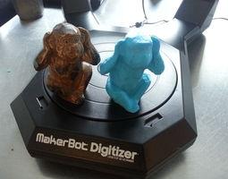 monkeyscan 3d print model