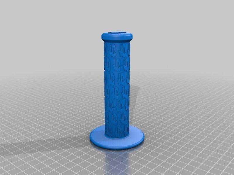 Bmx Grip Ninjaflex Free 3d Model 3d Printable Stl Stp