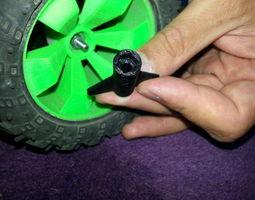 openrc wheel nut wrench 2 3d print model