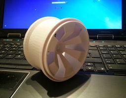 OpenRC RC Truggy Rims 3D printable model