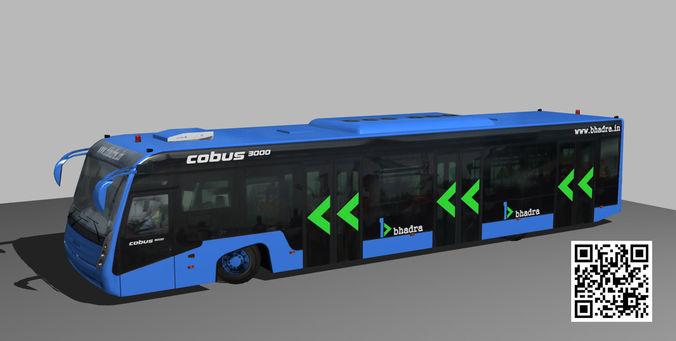 Cobus 3000 Bhadra; Cobus 3000