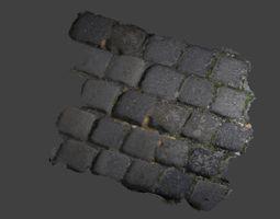 3D asset Tiles photoscaned