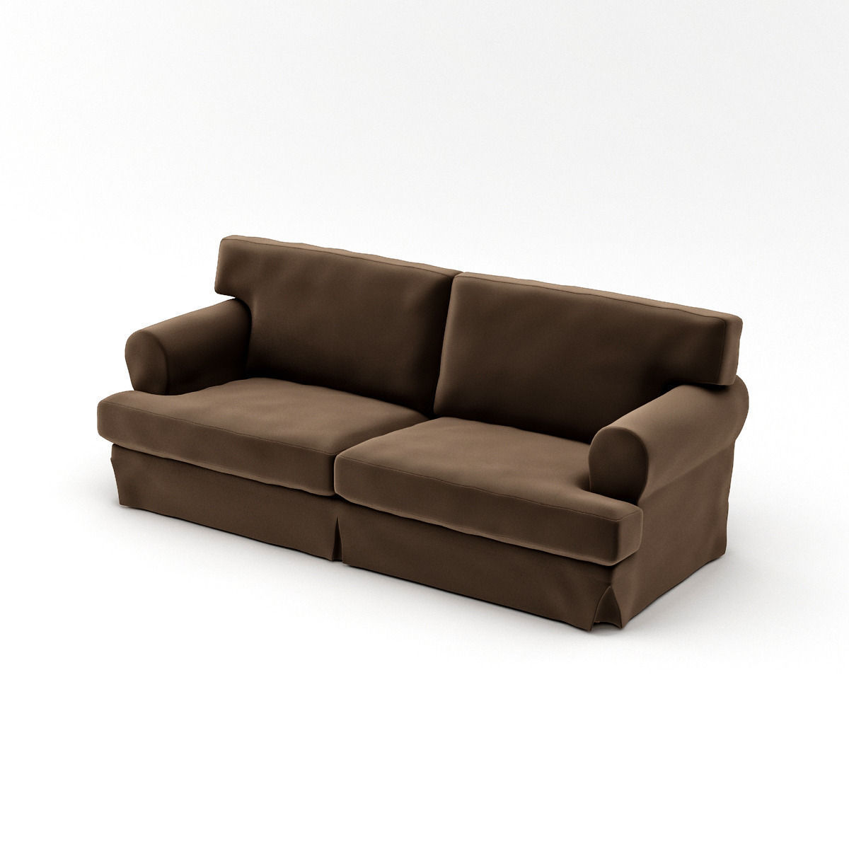 Ikea ekeskog sofa 3d model max for Sofa 3d model