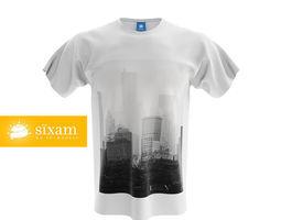 Men T-Shirt 3D Model