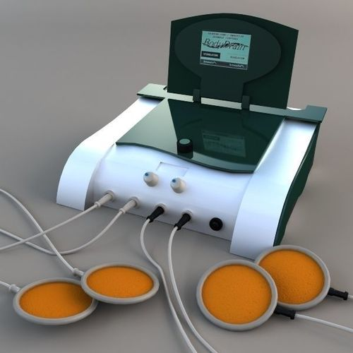 Lab Equipment 53D model