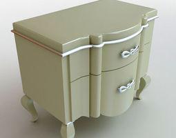 Curbstone 3D Model