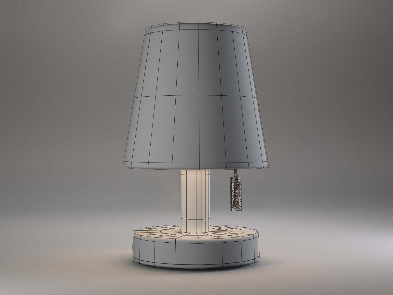 Großartig Fatboy Petit Beste Wahl Lamp Edison Le 3d Model Max Obj