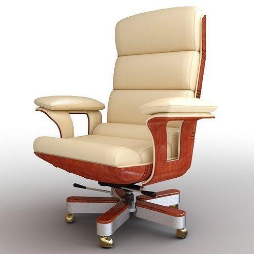 directoria armchair md991 3d model max obj 3ds fbx mtl 1