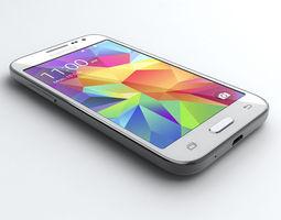 Samsung Galaxy Core Prime 3D Model