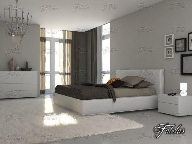 Bedroom 053D model