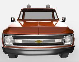 1965 Chevrolet C10 3D
