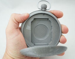 Pocket Watch 3D printable model