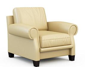 3D model Austen Armchair