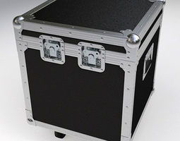 Flight Case 18x18x19 3D Model